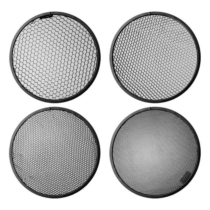 Paul C. Buff Honeycomb Grid Set for 7