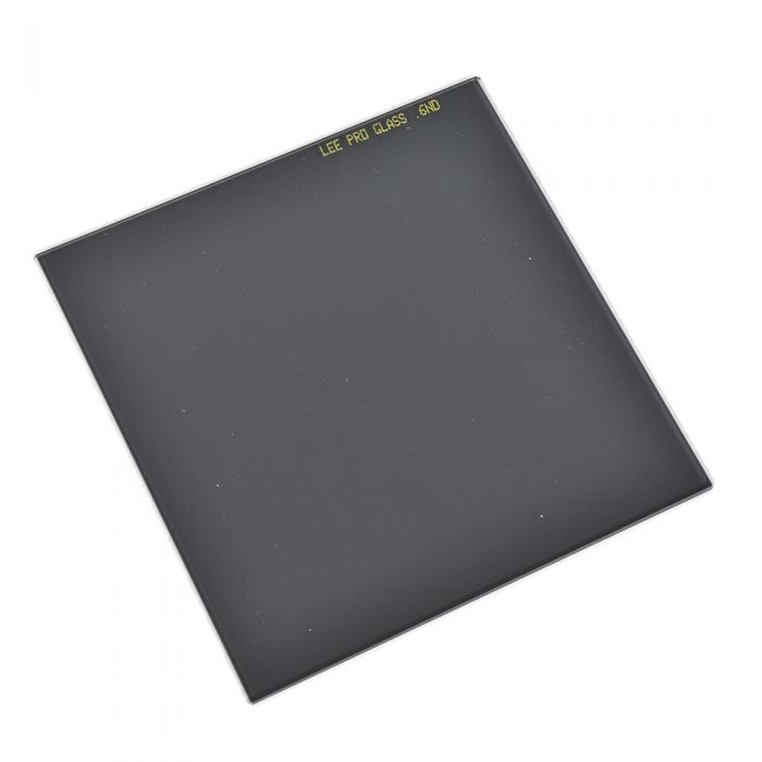 LEE Filters 4X4 Inch Neutral Density ND 0.6 Pro Glass Filter