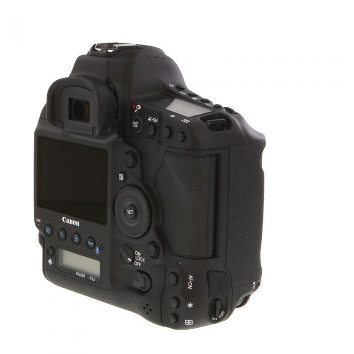 Canon EOS 1DX Mark II DSLR Camera Body {20.2MP}