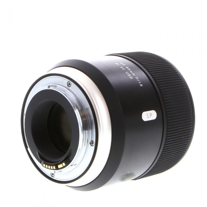 Tamron SP 85mm f/1.8 USD Di VC Lens for Canon EF-Mount {67} AFF016