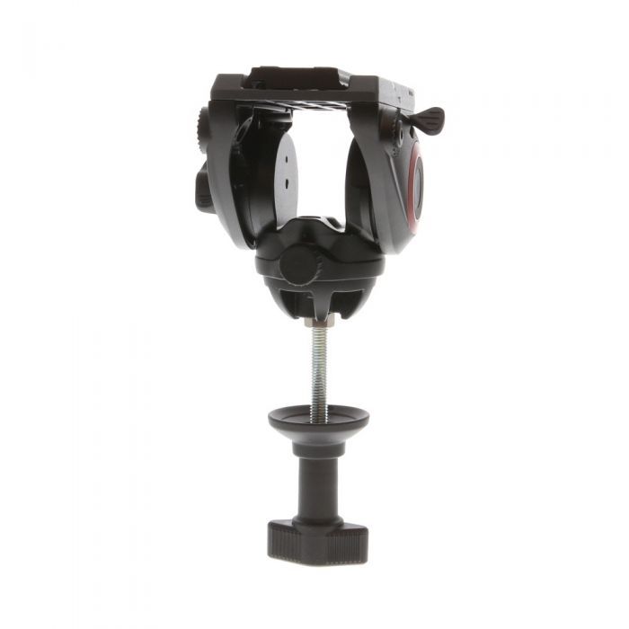 Manfrotto MVH500A Pro Fluid Video Head with 60mm Half Ball Tripod Head
