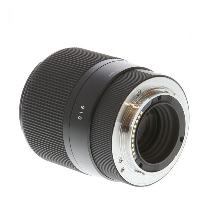 Sigma 30mm f/1.4 DC DN C (Contemporary) AF Lens for APS-C Sony E-Mount, Black (52)