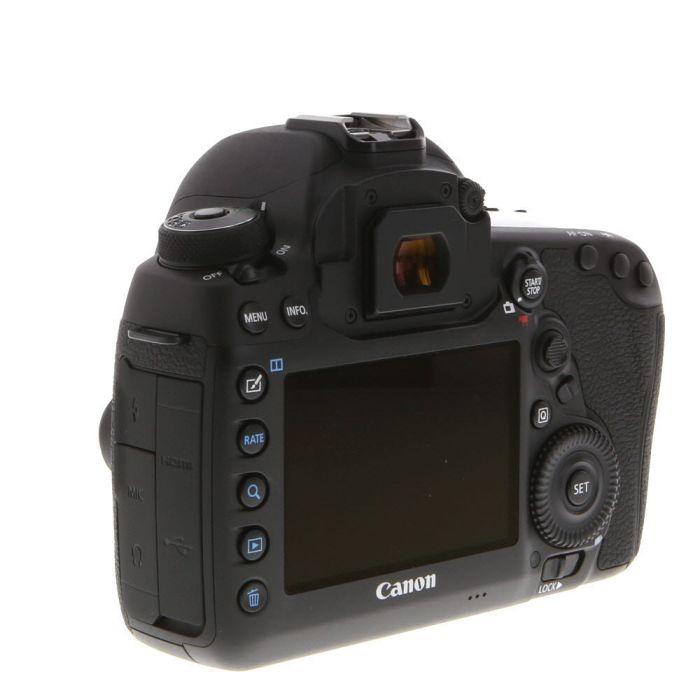 Canon EOS 5D Mark IV DSLR Camera Body {30.4MP}