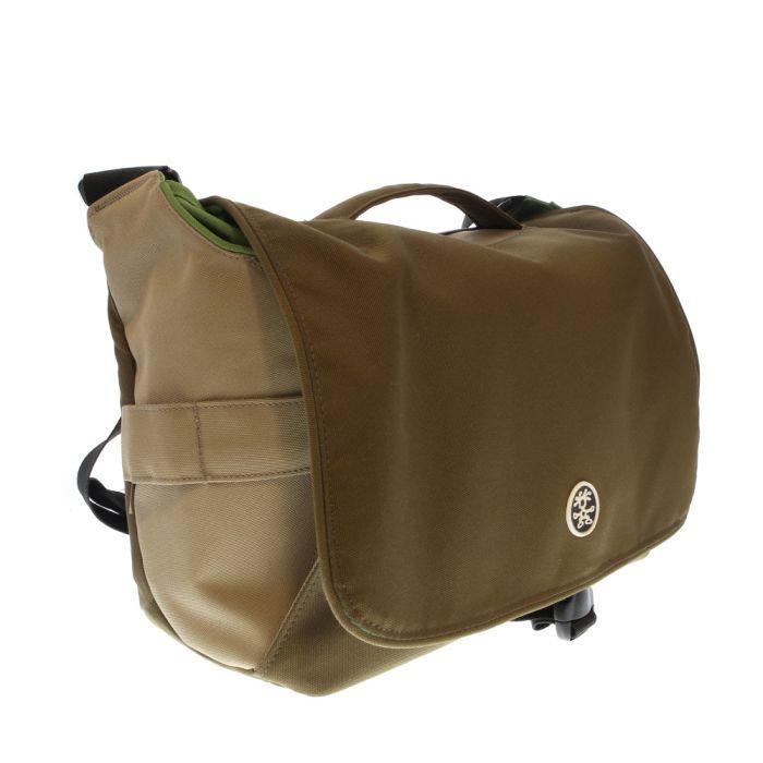 Crumpler 7 Million Dollar Home Camera Bag, Rifle Green, 13.6x11x8.3 in.
