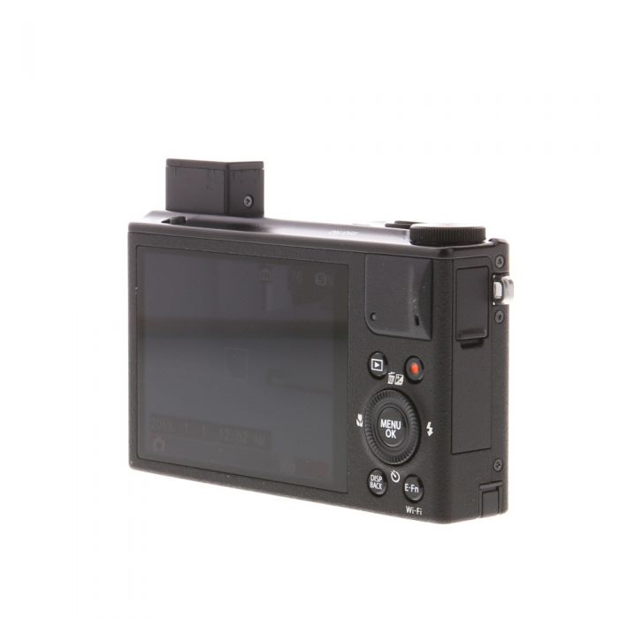Fujifilm XQ1 Digital Camera, Black {12MP}