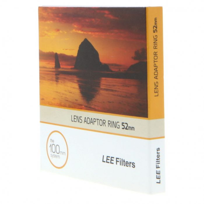 Lee Filters Lens Adapter Ring 52mm