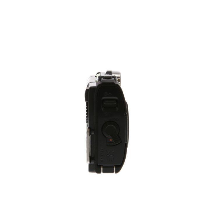 Olympus Tough TG-870 Digital Camera, Green {16MP}