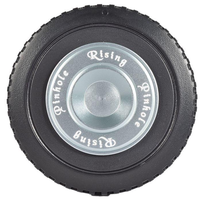 Rising Pinhole Lens Body Cap, Standard, for Canon EOS EF (45mm f/222)