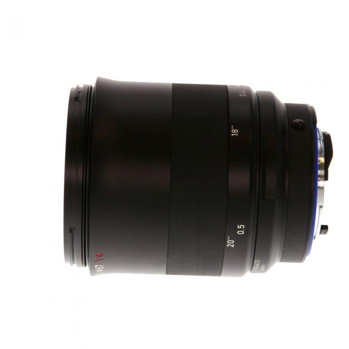 Zeiss Milvus 100mm F/2 Makro Planar ZF.2 T* Manual Focus Lens (With CPU Contacts) for Nikon F Mount {67}