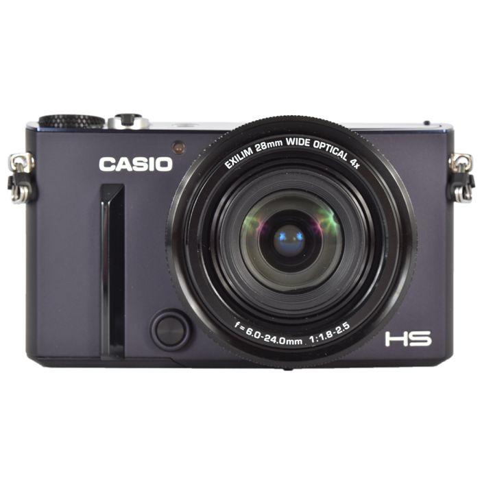 Casio Exilim EX-10 Black Digital Camera {12.1MP}