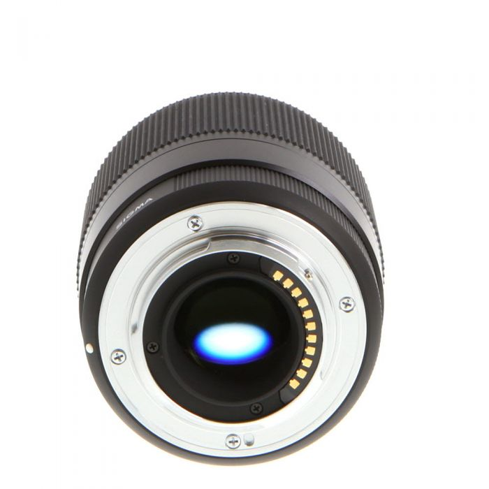 Sigma 30mm f/1.4 DC DN C (Contemporary) AF Lens for Micro Four Thirds System, Black {52}