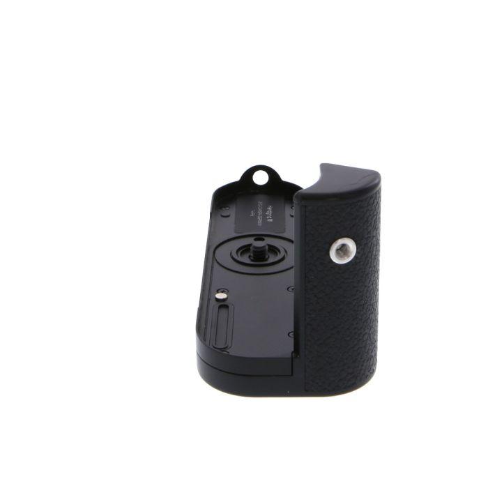 Leica Hand Grip M for Leica M/M-P Series Digital Body, Black Paint (14496)