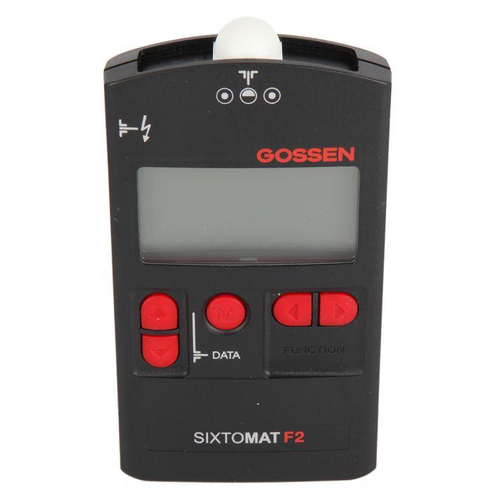 Gossen Sixtomat F2 Exposure Meter (Ambient/Flash)