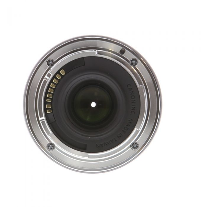 Canon 22mm f/2 STM EF-M Mount Lens For Canon Mirrorless Digital, Silver {43}