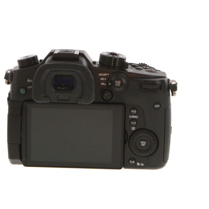 Panasonic Lumix DC-GH5 Mirrorless Micro Four Thirds Digital Camera Body, Black {20.3MP}