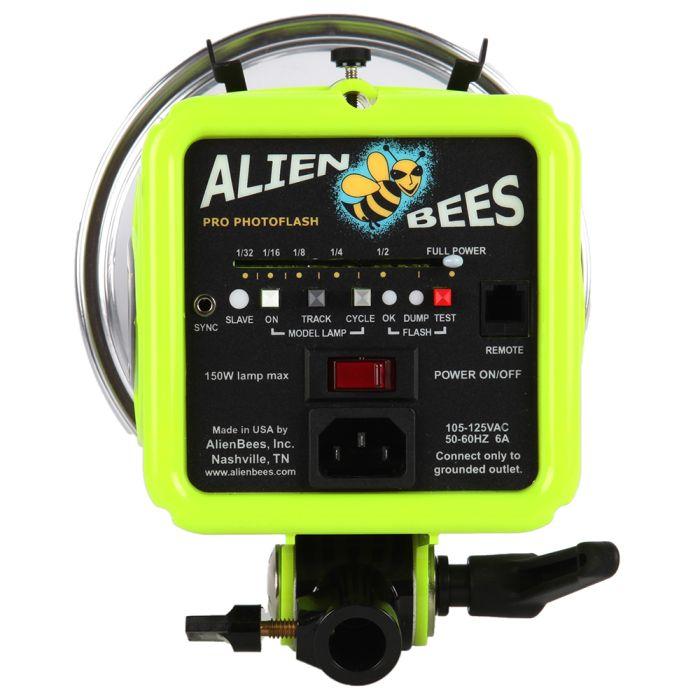 Paul C. Buff Alien Bees B400 Monolight, Alien Green
