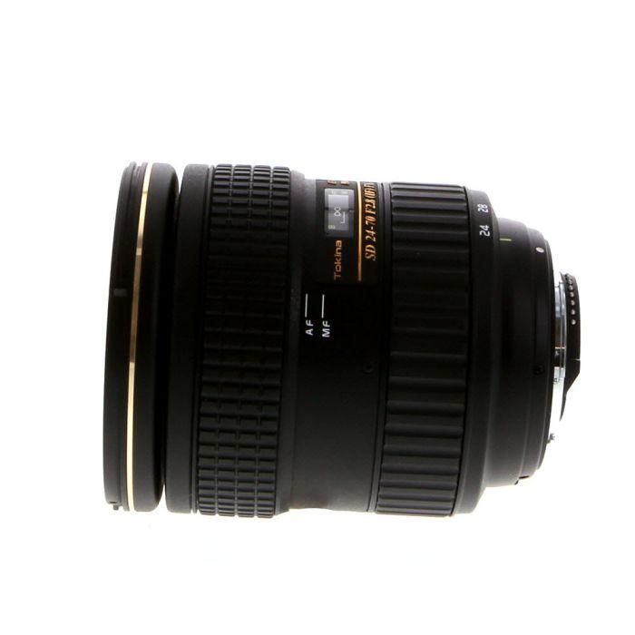 Tokina AT-X 24-70mm F/2.8 SD Pro IF FX Autofocus Lens For Nikon {82}