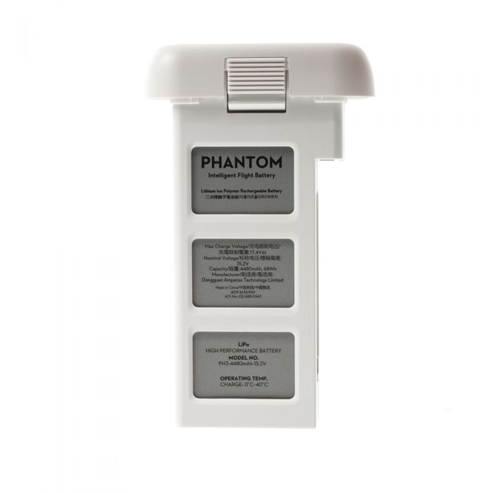 DJI Intelligent Flight Battery for Phantom 3 (PH3/4480mAh-15.2V)