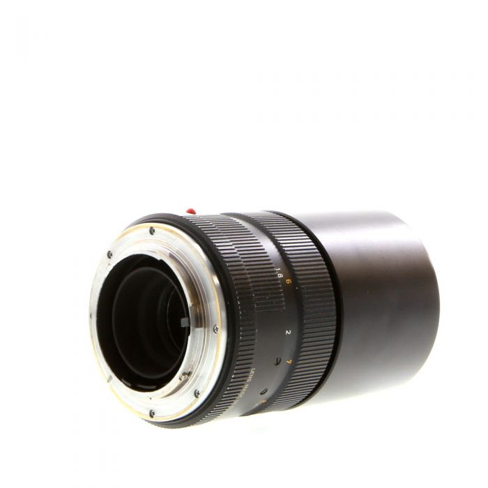 Leica 180mm f/4 Elmar-R, Made in Germany, 3RD Cam Late Lens (55)