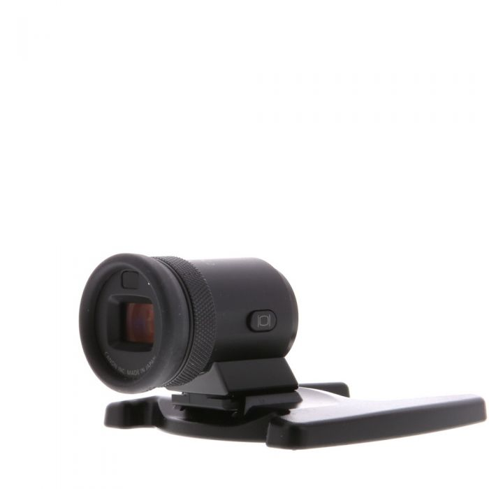 Canon EVF-DC2 Electronic Viewfinder, Black For M3,M6,Powershot G1 X Mark II, G3 X