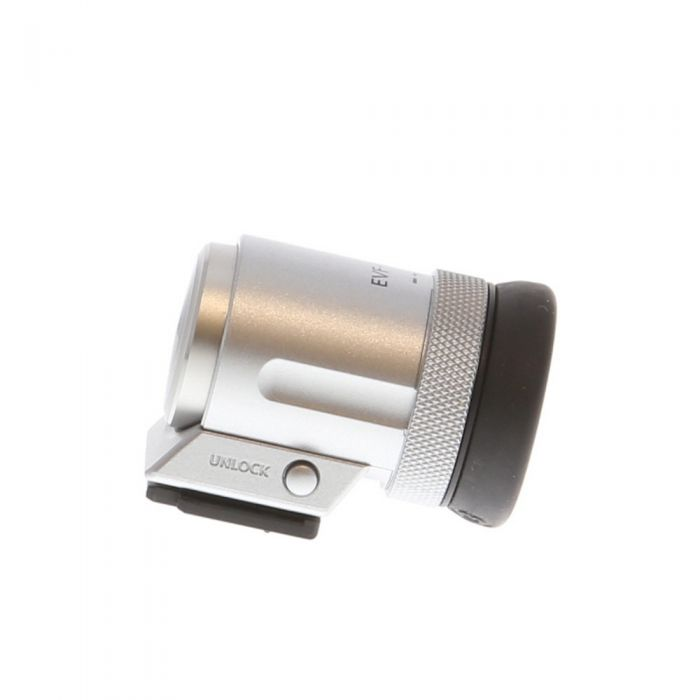 Canon EVF-DC2 Electronic Viewfinder, Silver For M3,M6,Powershot G1 X Mark II, G3 X