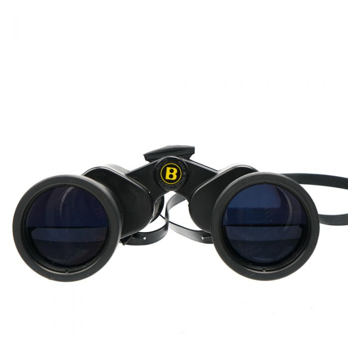 Bushnell 12X50 Powerview Black Binoculars (13-1250)