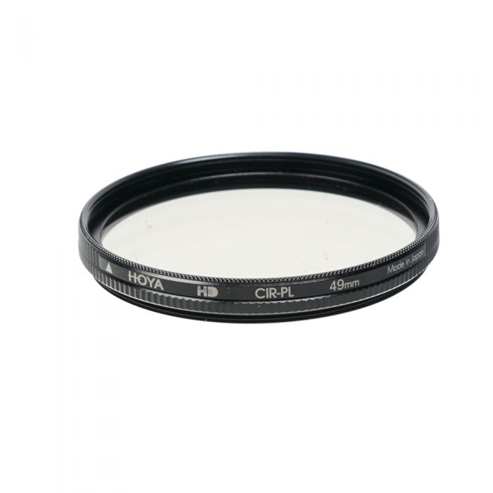 Hoya 49mm Circular Polarizing HD Filter