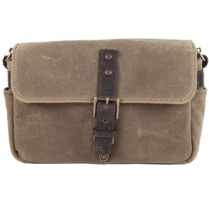 ONA The Bowery Camera Bag, Canvas, Field Tan 10.5X7X4\