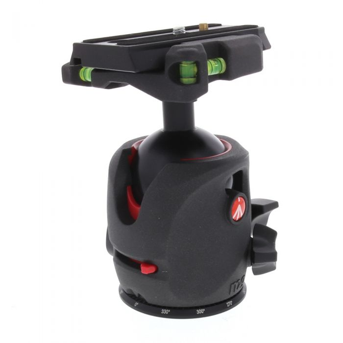 Manfrotto 055 Magnesium Ball Head with Q5 Quick Release (MH055M0-Q5) Tripod Head
