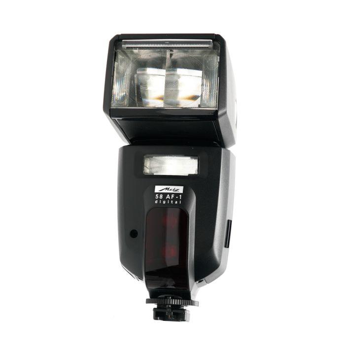 Metz 58 AF-1 ADI Flash For Sony Alpha DSLR [GN190] {Bounce, Swivel, Zoom}