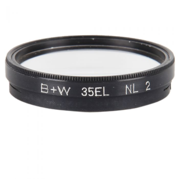 B+W Close-Up Lens 35EL NL2