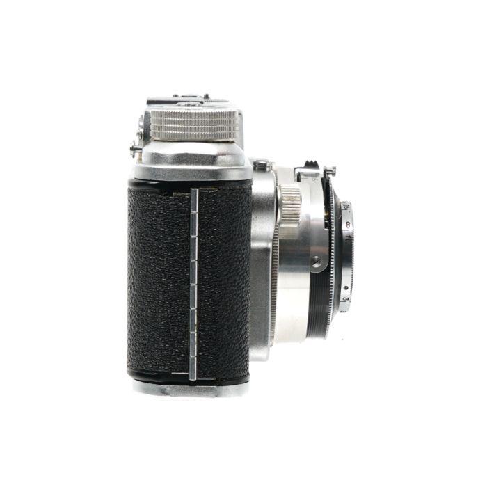 Toyoca 35-S Chrome 35mm Camera with 4.5cm F/3.5 Tri-Lausar