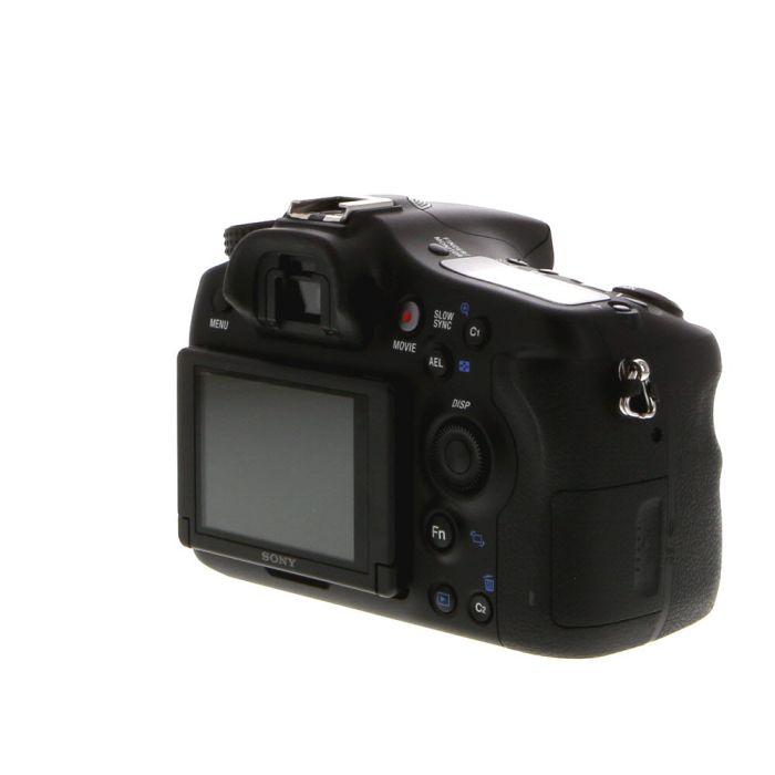 Sony Alpha A68 Digital SLT Camera Body, Black {24.2MP}