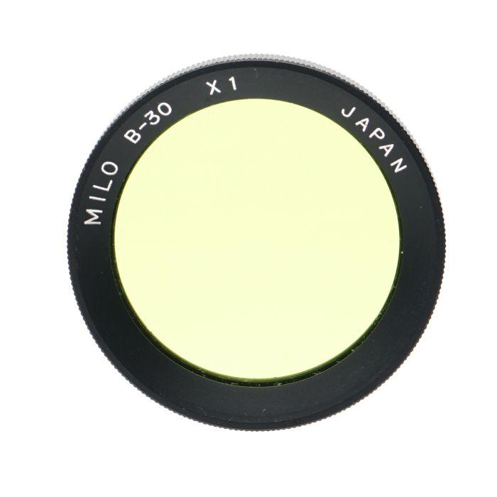 Miscellaneous Brand B30 Green (X1) Filter
