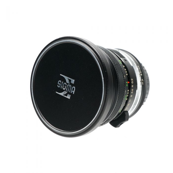 Sigma 18mm f/3.2 XQ EE Manual Focus Lens for Konica {72}
