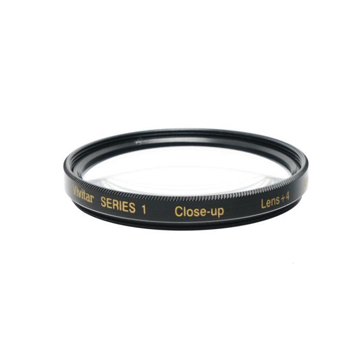 Vivitar 49mm Close-Up Set +1,+2,+4,10X \