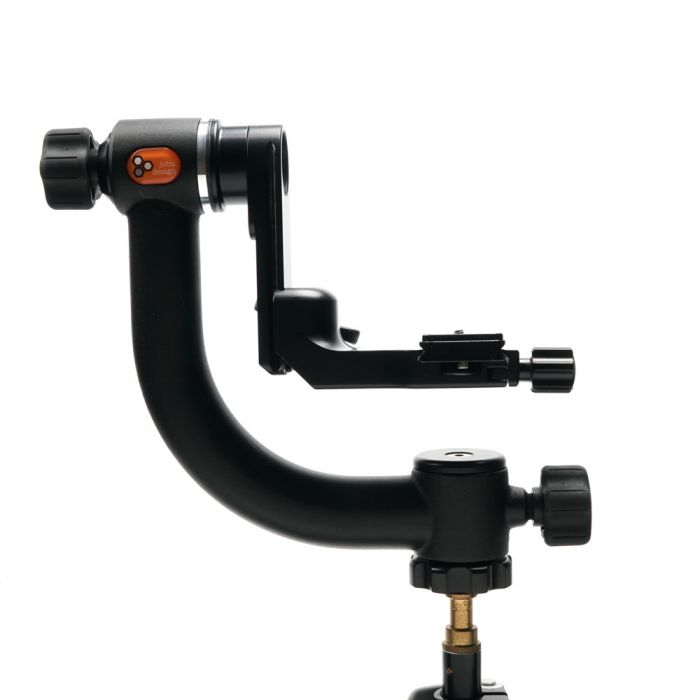 Jobu Design BWG-HD3 MK III Heavy Duty Black Widow Gimbal Head with Quick Release Clamp