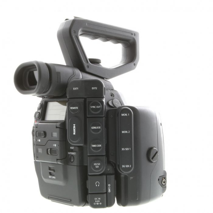 Canon Cinema EOS C500 4K Camera Body (EF-Mount)