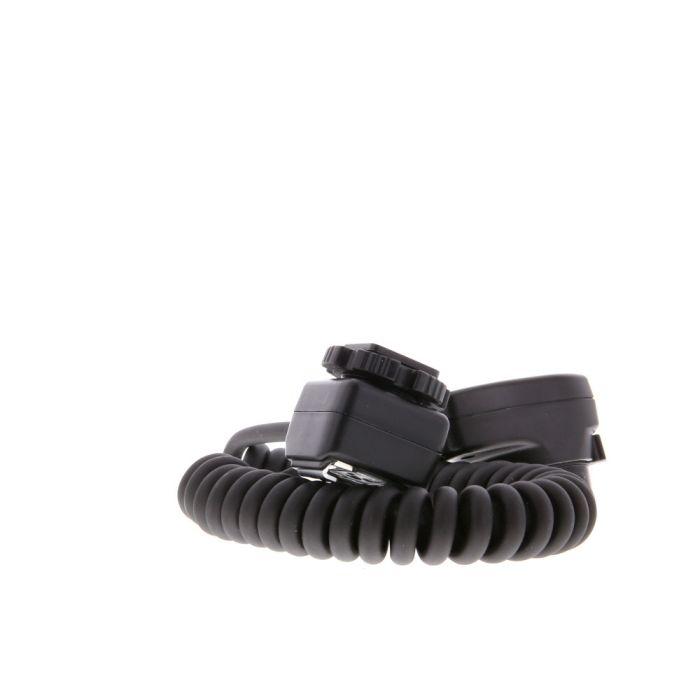 Vello Off-Camera TTL Flash Cord for Canon Flashes with E-TTL/E-TTL II Capabilities (3 ft.)