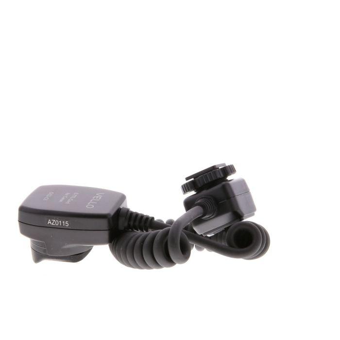 Vello Off-Camera TTL Flash Cord for Flashes with E-TTL/E-TTL II Capabilities (3\')
