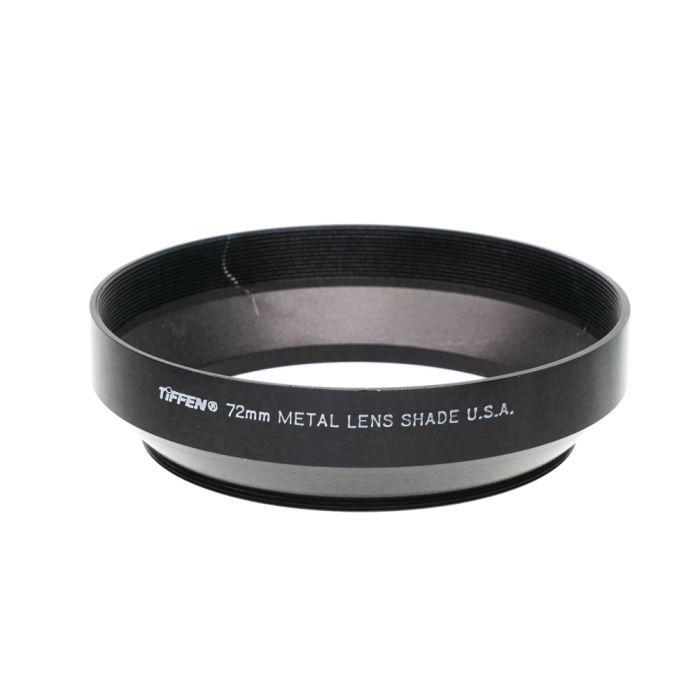 Metal (72) Tiffen Lens Hood