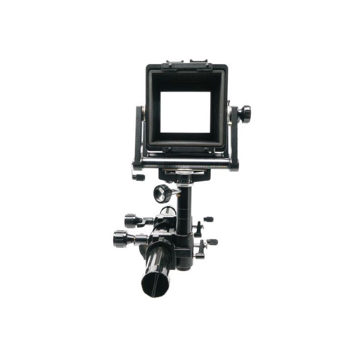 Wista 4X5 M200 Black View Camera Body