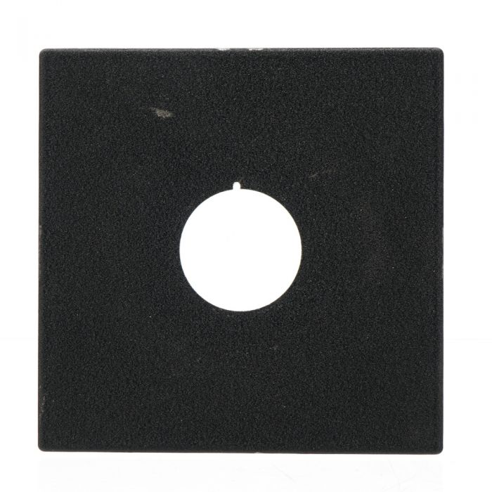 Sinar 4X5 41 Hole Notched Lens Board