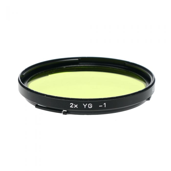 Miscellaneous Brand Bayonet 60 Yellow Green -1 2X Filter