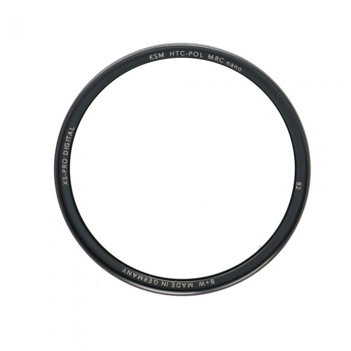 B+W 82mm Circular Polarizing KSM HTC MRC Nano XS-Pro Digital Filter