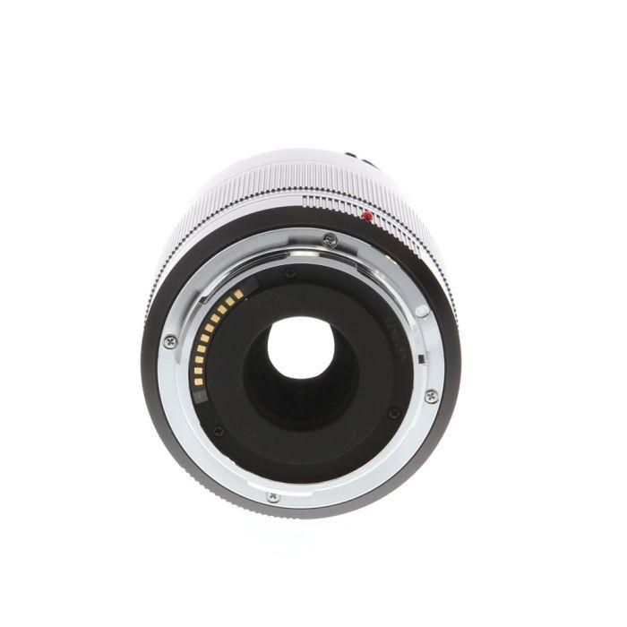 Leica 60mm f/2.8 APO-Macro-Elmarit-TL Aspherical Lens for APS-C Leica L-Mount, Black {60} 11086