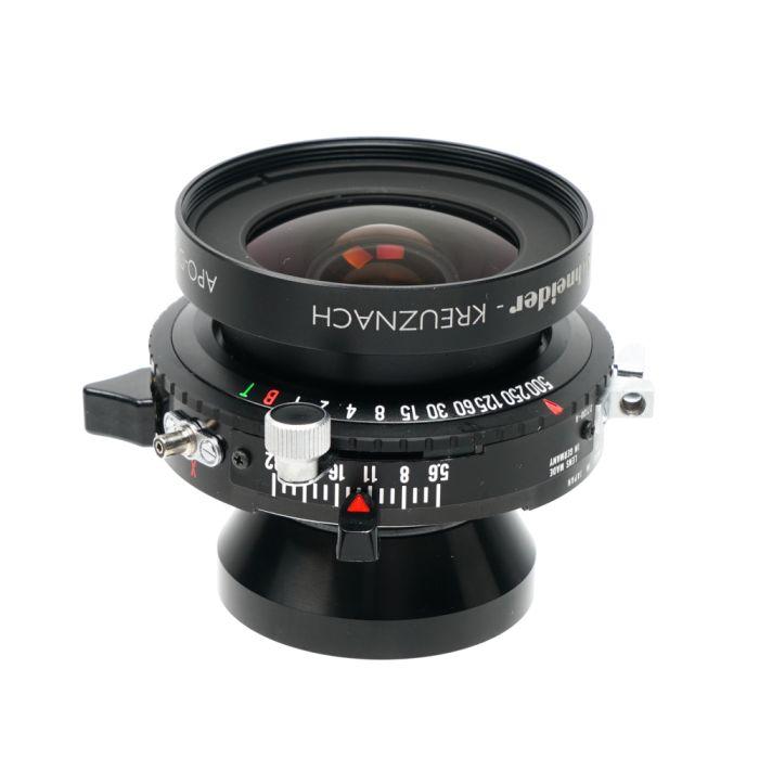 Schneider 47mm f/5.6 APO Digitar XL MC Copal BT (63X63mm) 35 Mount Lens