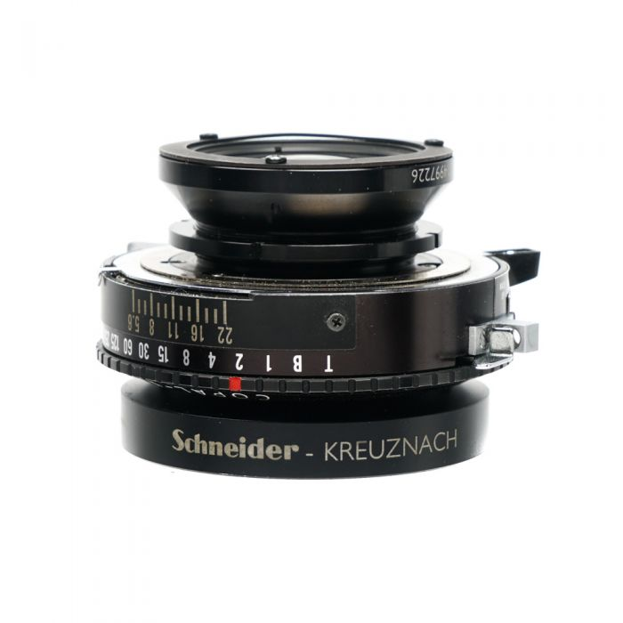 Schneider 35mm f/5.6 APO Digitar XL Copal BT (37X49mm) 35 Mount Lens With Center Filter IIF