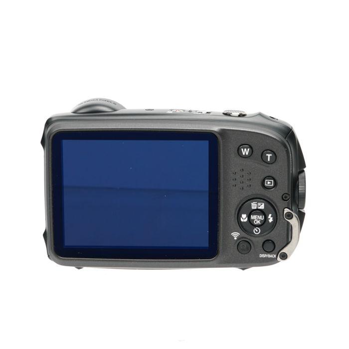 Fujifilm FinePix XP90 Digital Camera, Yellow, (Waterproof To 50\') {16.4 M/P}