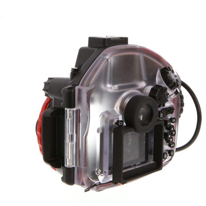 Olympus PT-EP14 Waterproof Underwater Housing for OM-D E-M1 Mark II with AOI DLP-02 Lens Port for 8mm Panasonic Lens (Up to 197\